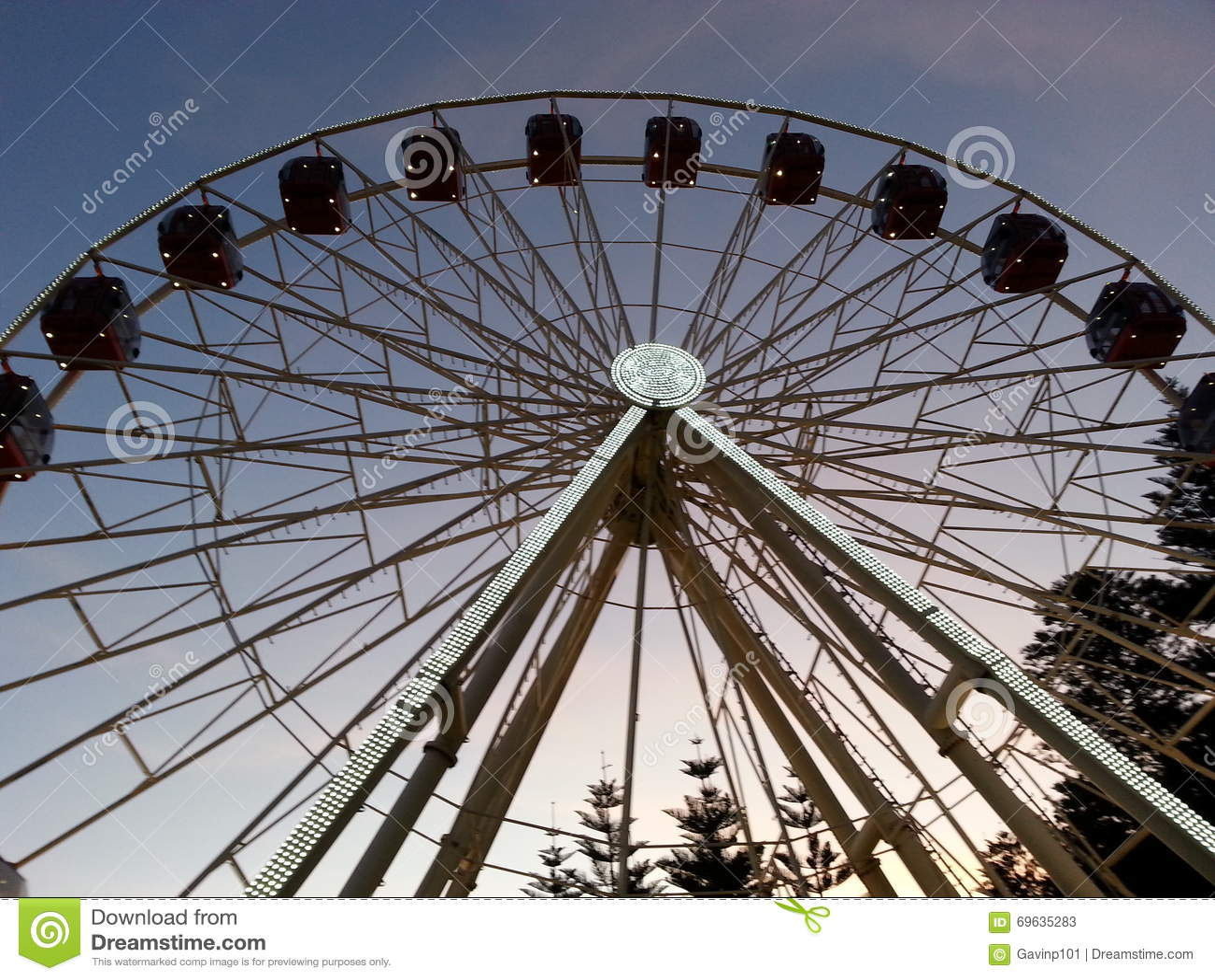 Date wheel in Australia