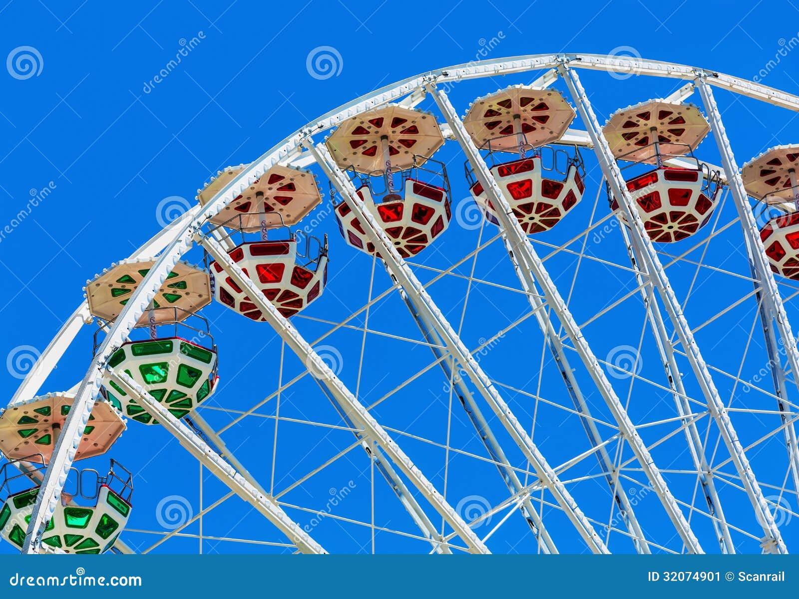 Ferris Wheel Stock Image - Image: 32074901