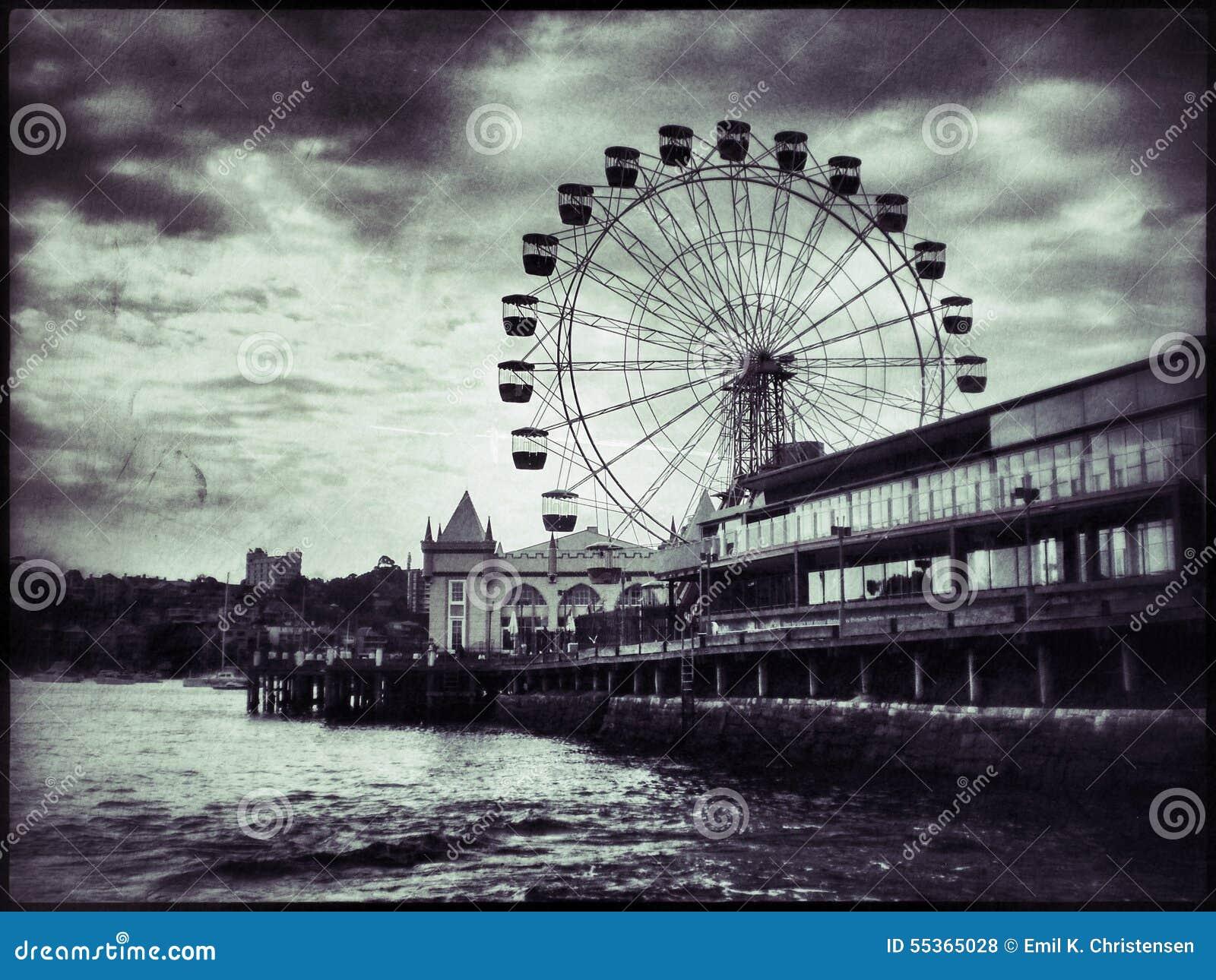 Ferris Wheel a Sydney