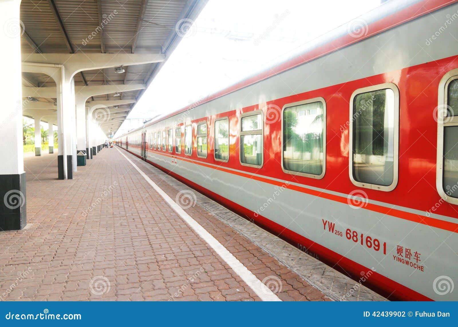 Ferrocarril británico