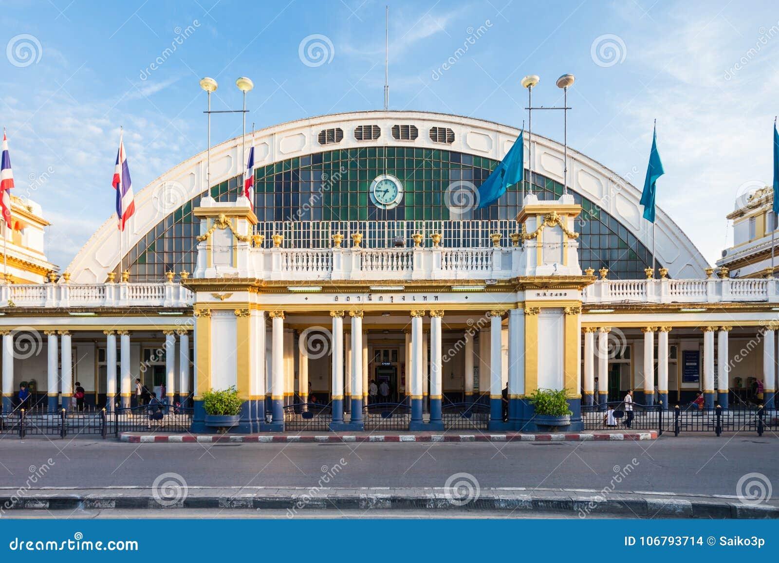 Ferrocarril de Bangkok