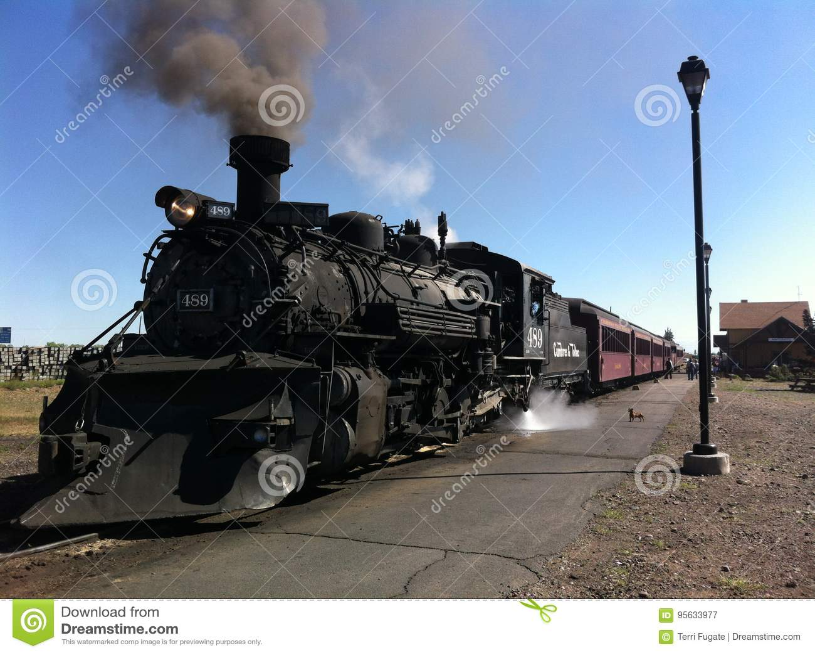 Ferrocarril escénico de Cumbres y de Toltec