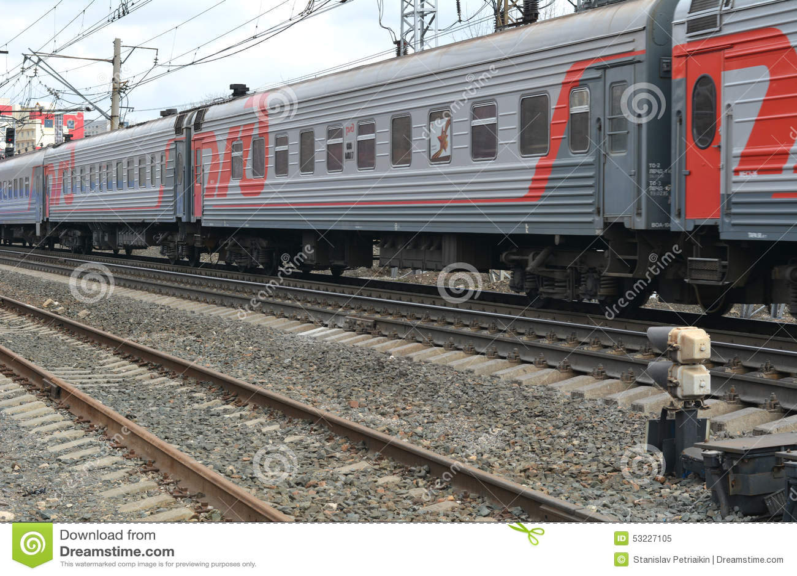 Ferrocarriles rusos (RZD)