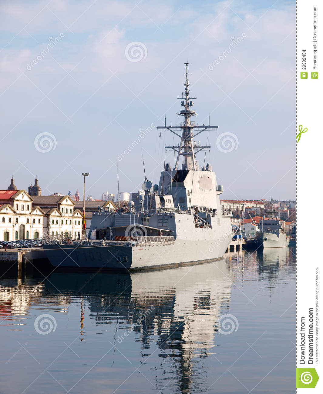 Ferrol Spain  city photos gallery : ... Ferrol, Spain, on February 16, 2013. Blas de Lezo is a spanish warship