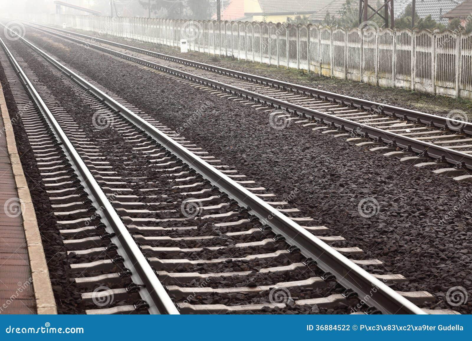 Download Ferrovia fotografia stock. Immagine di metallo, carico - 36884522