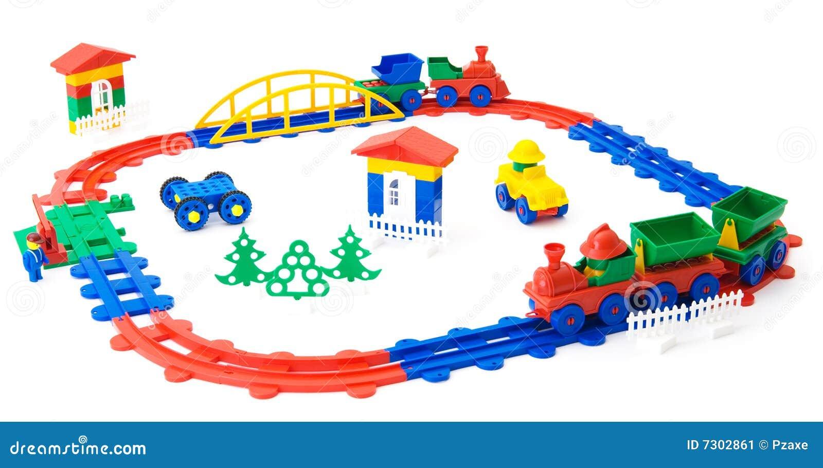 Ferrovia del giocattolo