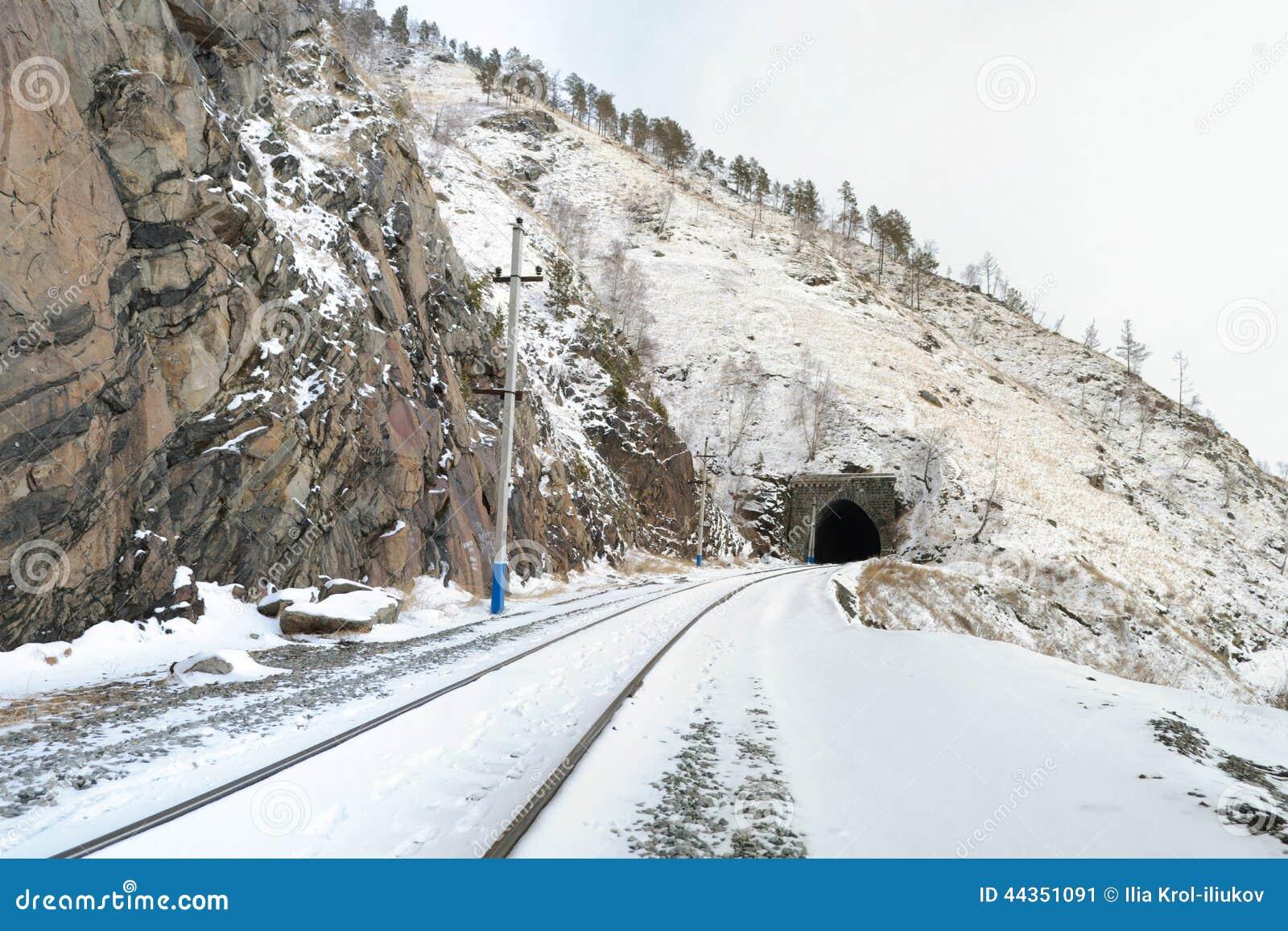 Ferrovia di Circum-Baikal