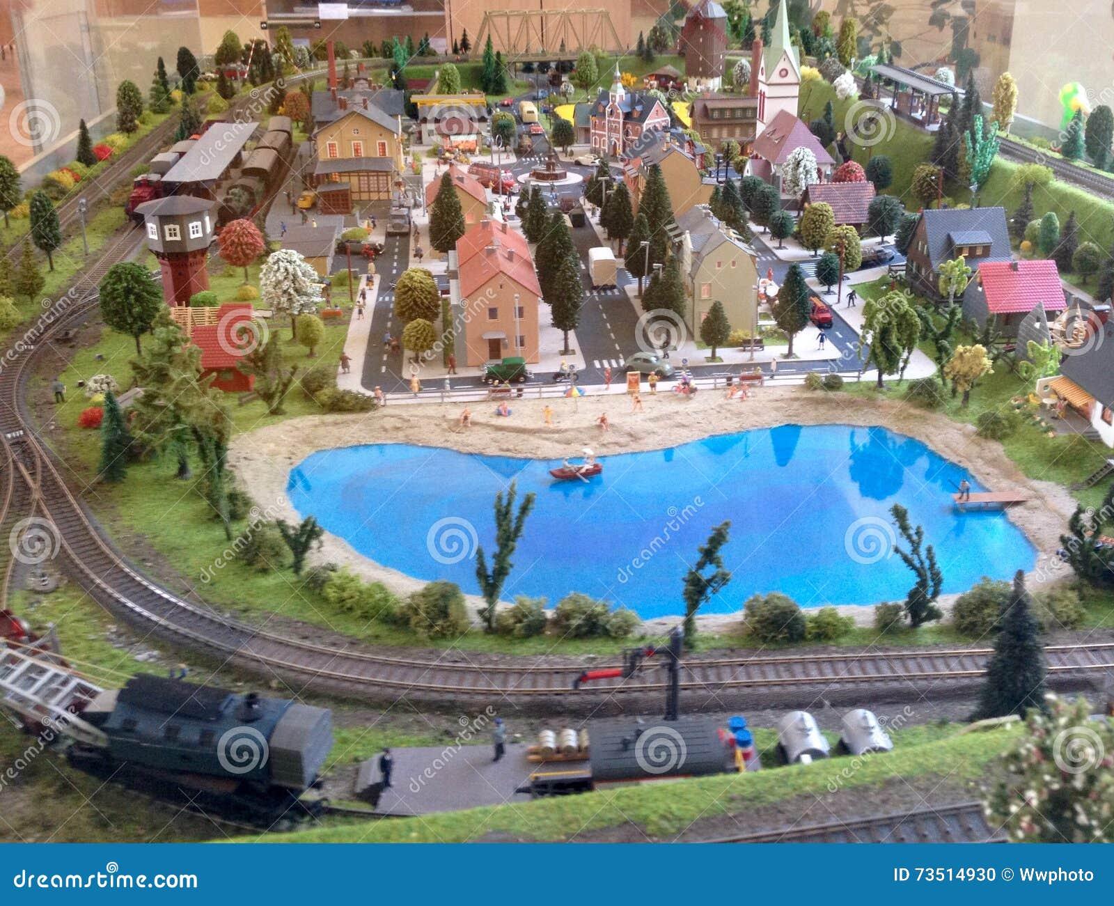 Ferrovia di modello