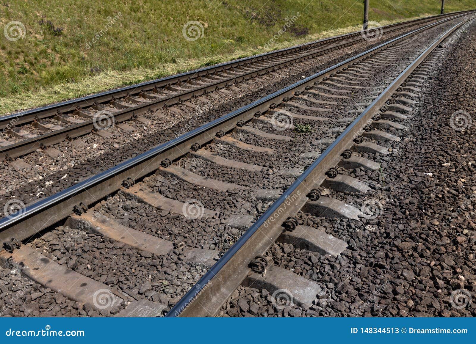 Ferrovia nella campagna