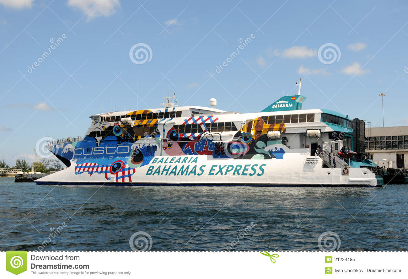 Travel Time From Miami To Bahamas By Boat