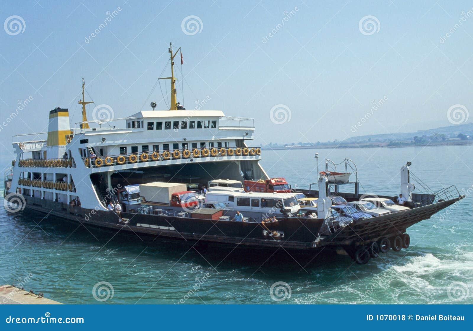 Ferryboat Royalty Free Stock Photos Image 1070018