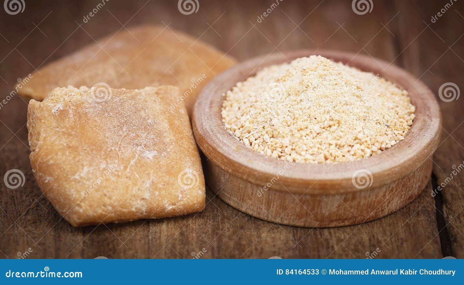 Ferulaassafoetida eller Hing krydda
