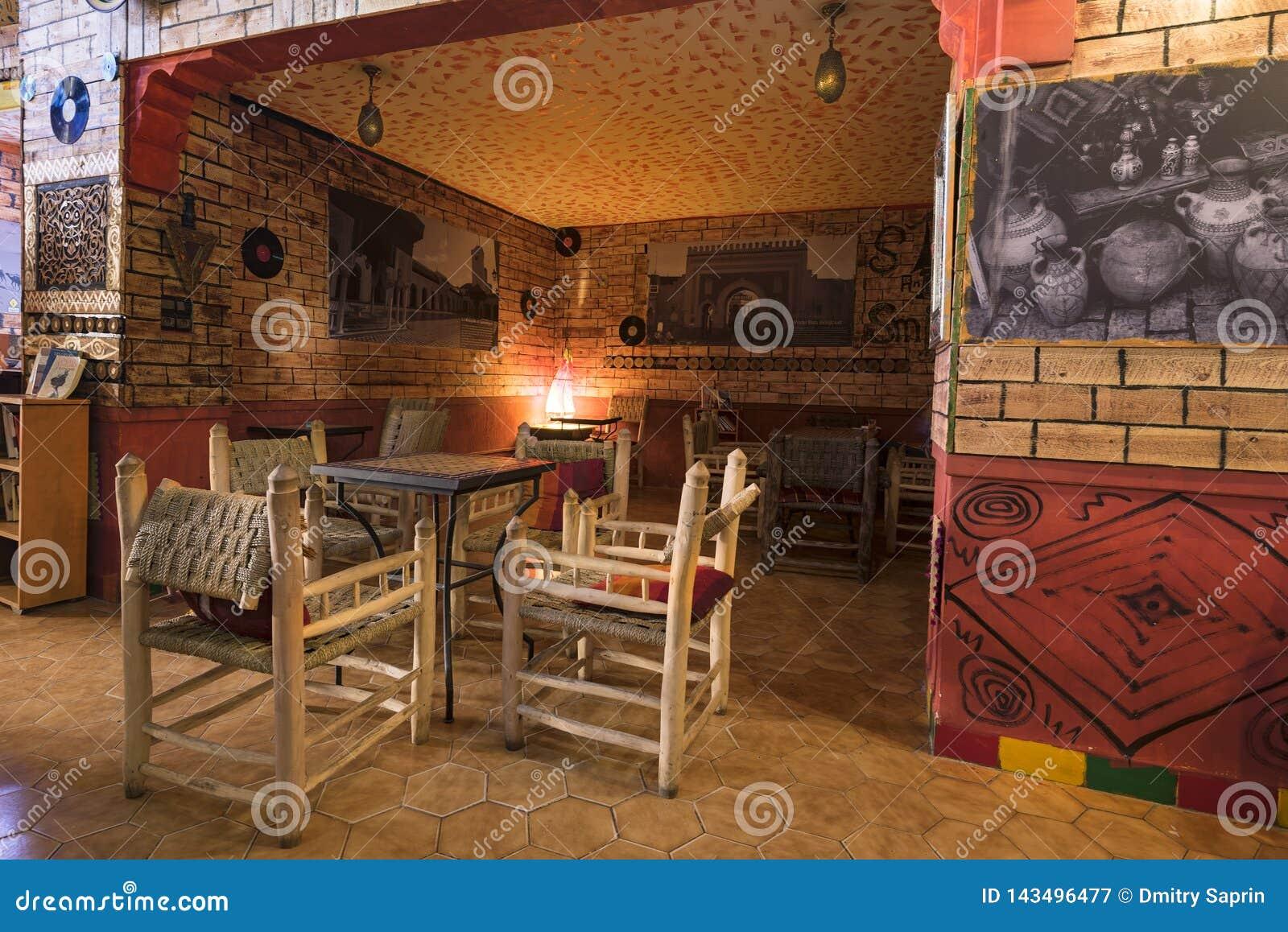 Moroccan Restaurant Interior Editorial Photography Image Of Marokko Modern 143496477