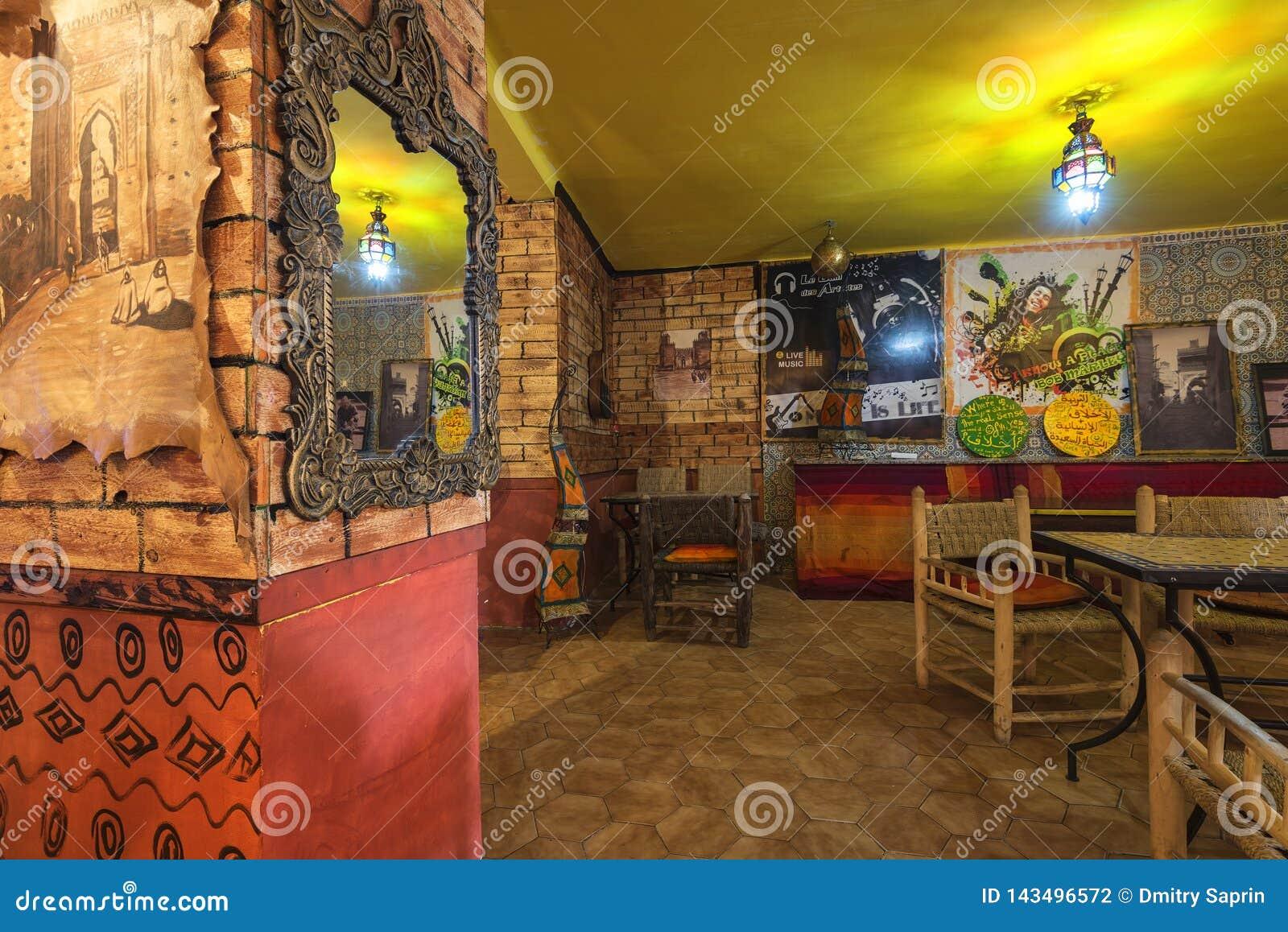 Moroccan Restaurant Interior Editorial Photography Image Of Architecture Interior 143496572