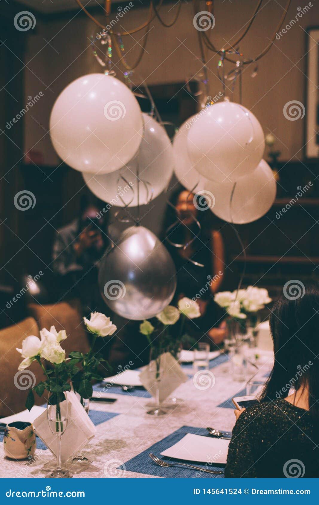 Festa di compleanno della celebrit? di Wen a Schang-Hai
