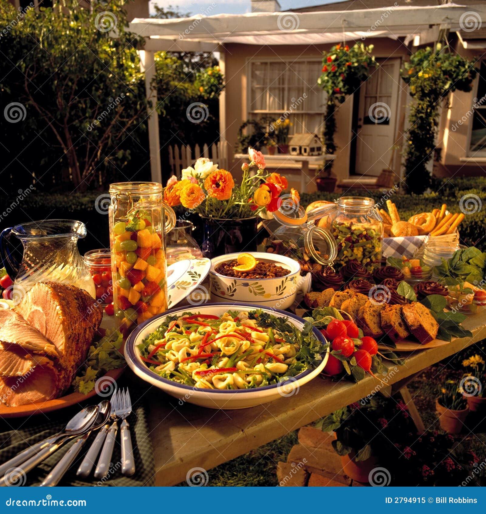 Festa do quintal