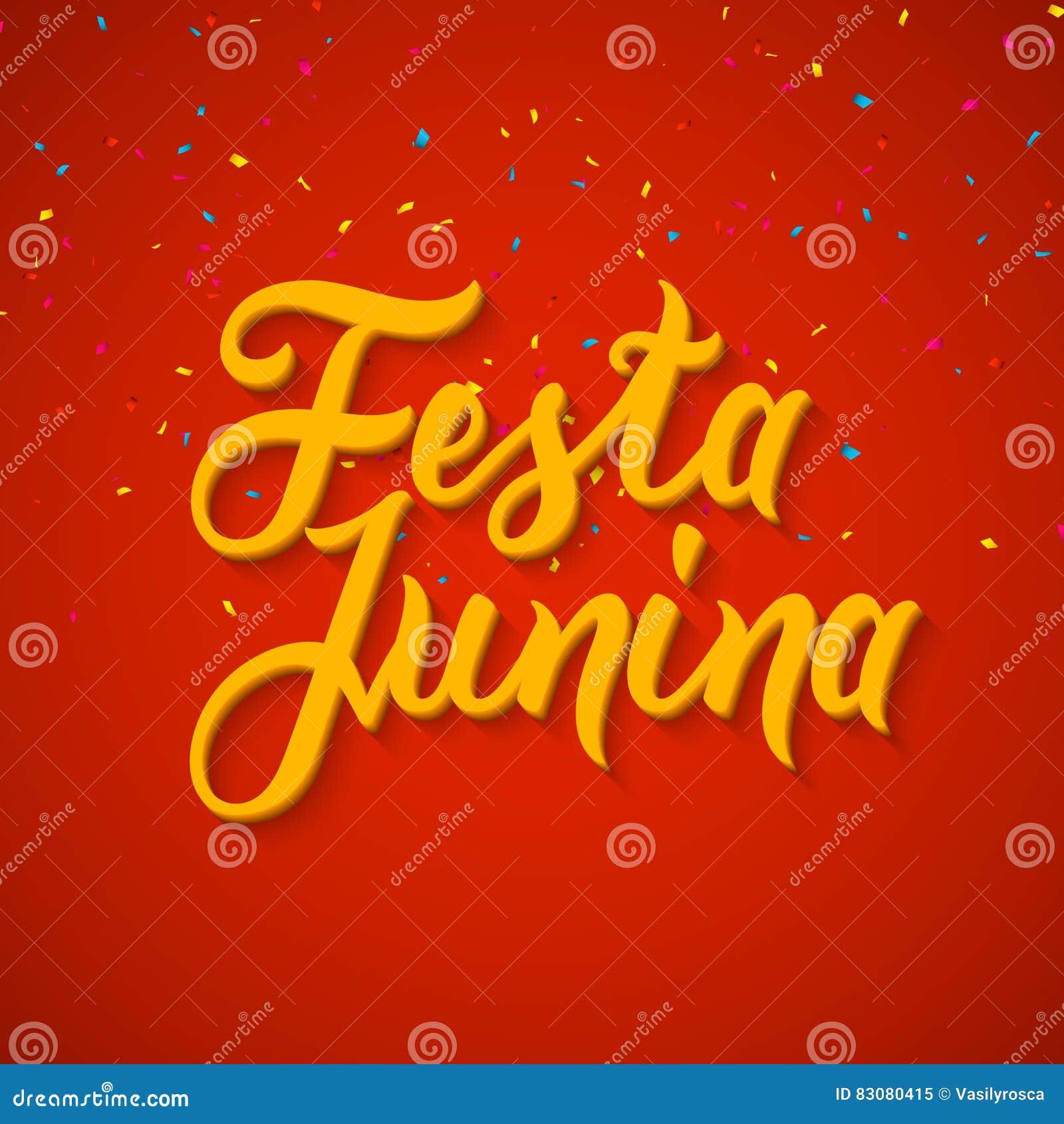Festa junina celebration poster brazilian festa decoration flye brazilian festa decoration flye design template maxwellsz