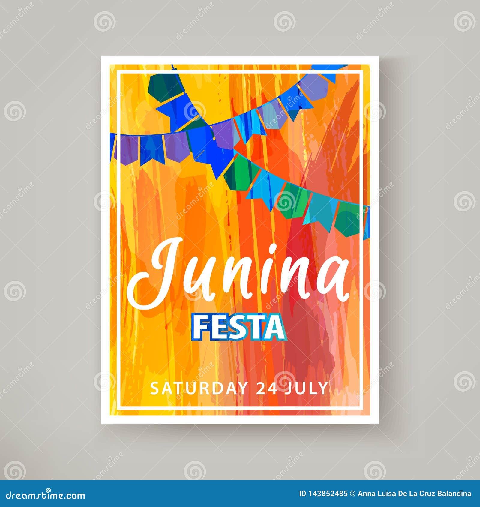 Festa Junina ferie