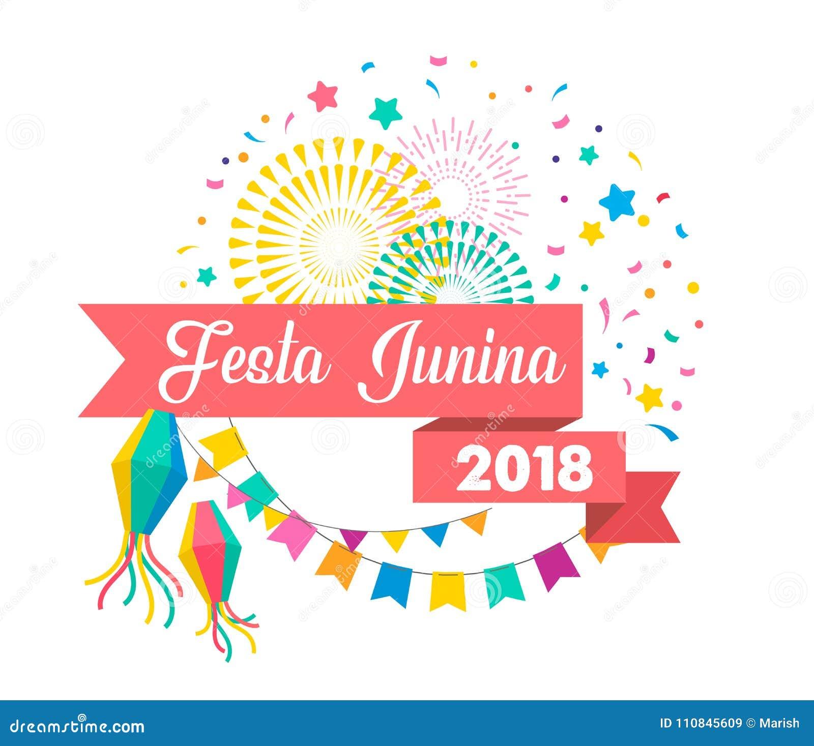 Festa Junina - Latijns-Amerikaans, Braziliaans Juni-Festival