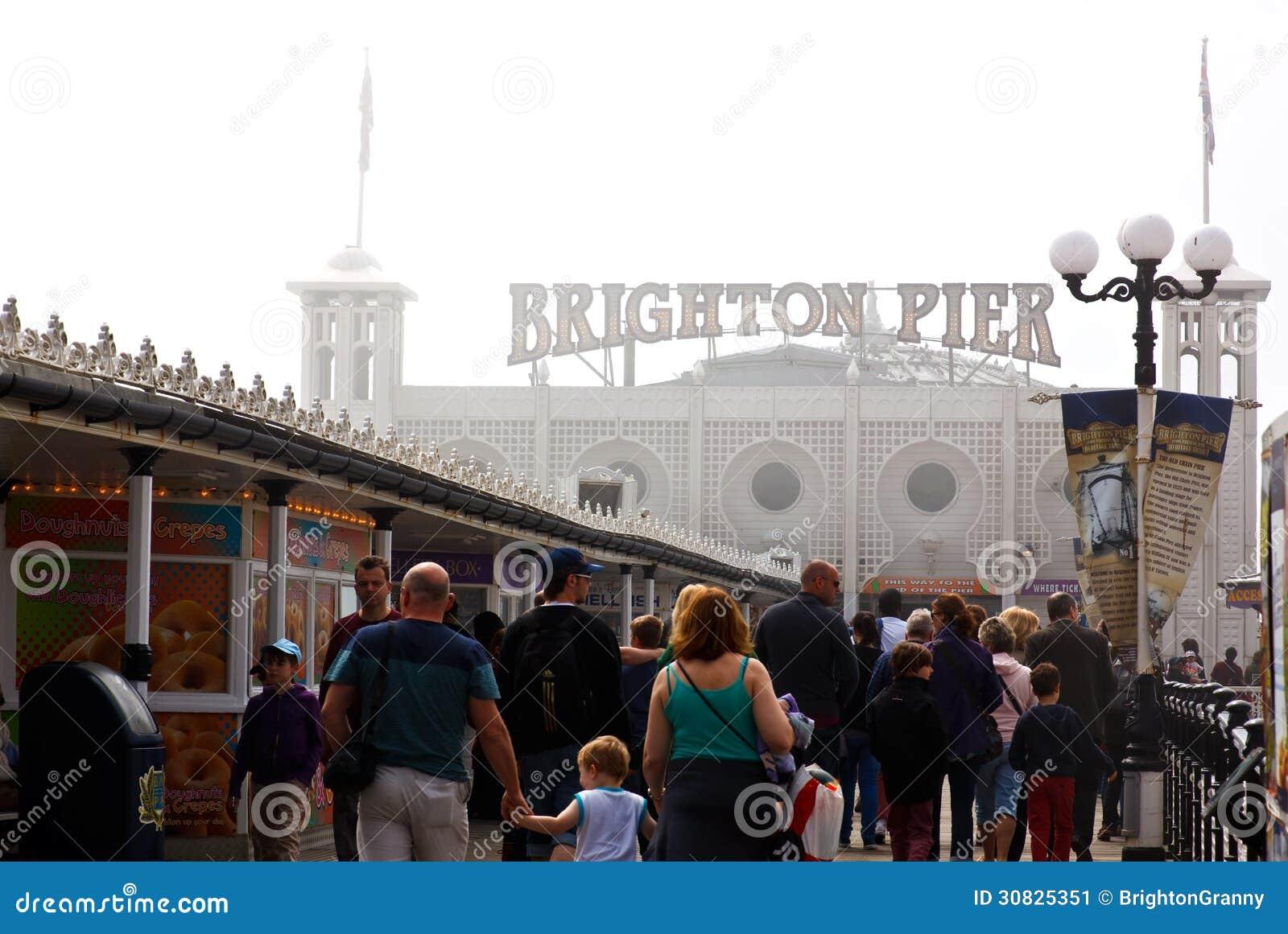 Festa nazionale a Brighton