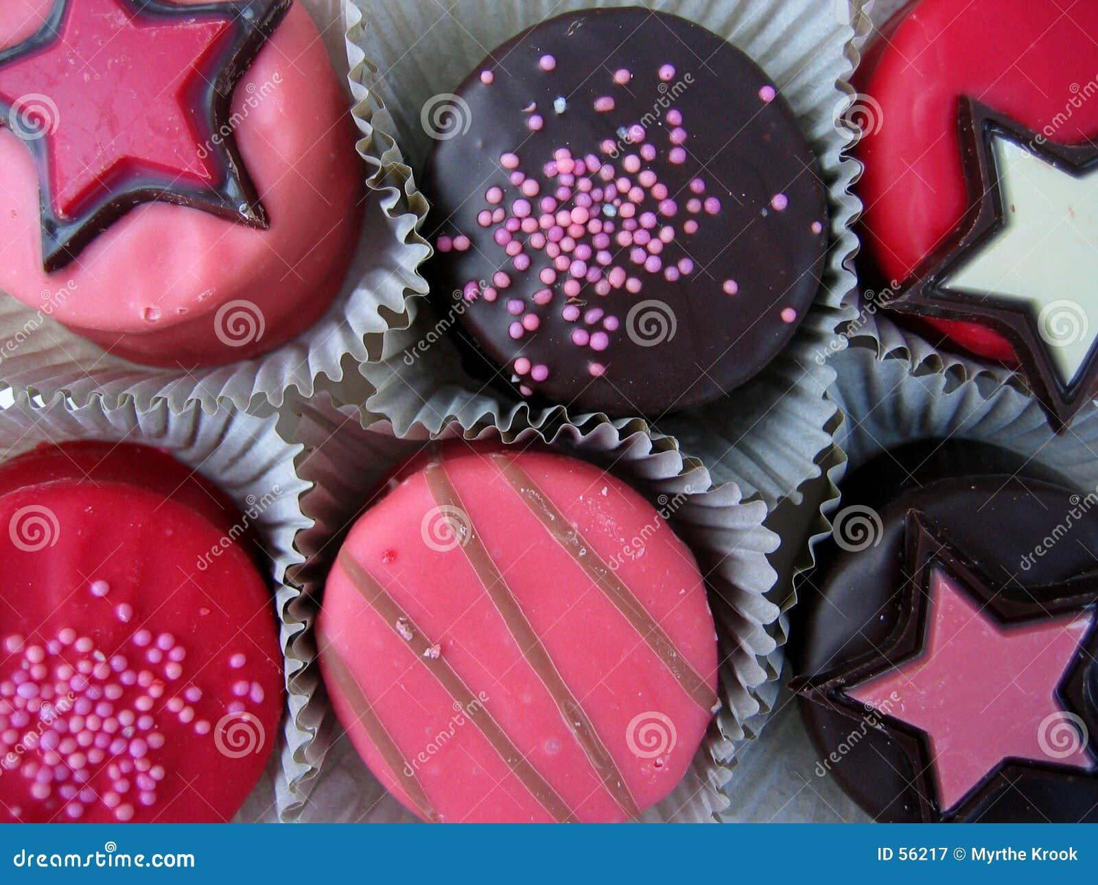 Download Festins image stock. Image du massepain, brun, festin, sucrerie - 56217