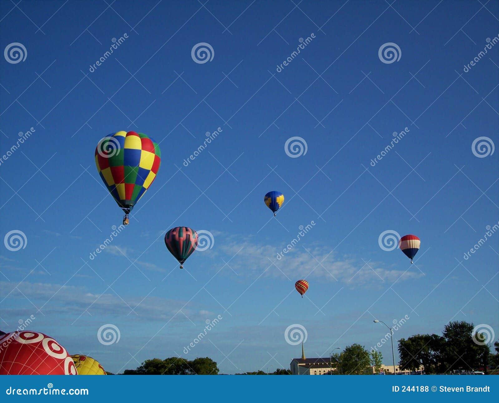 Festival 1306 van de ballon