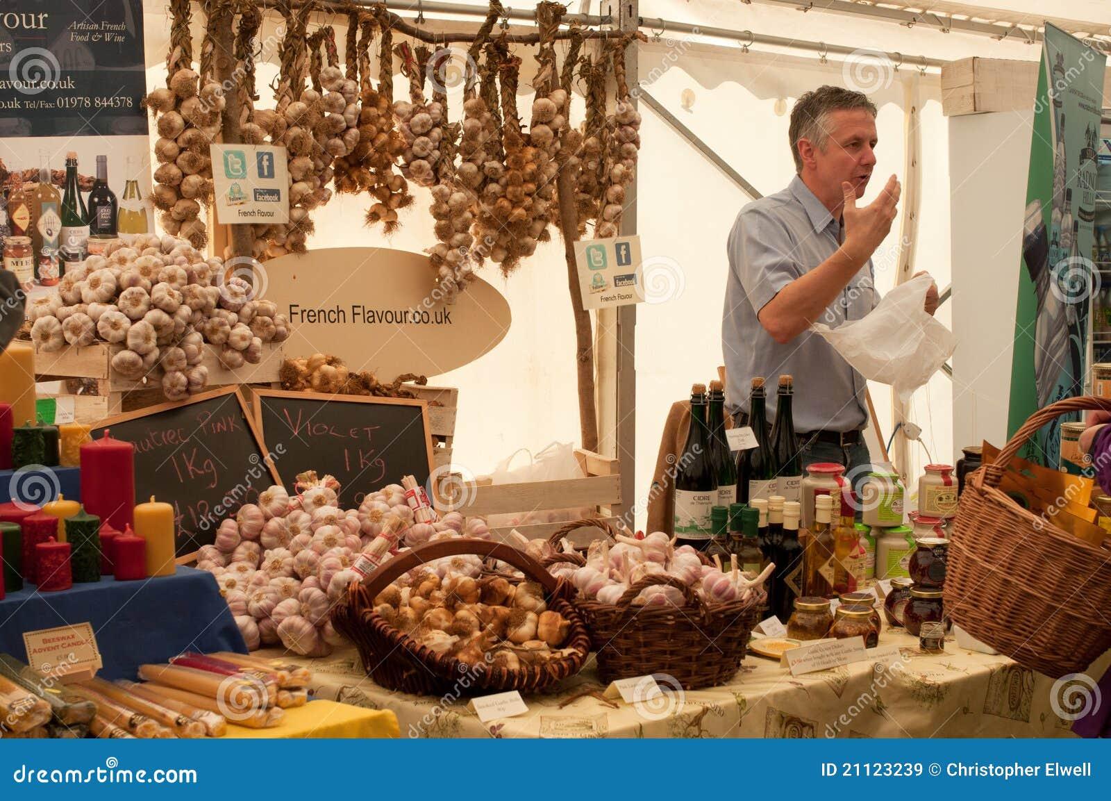 Festival 2011 del alimento de Ludlow
