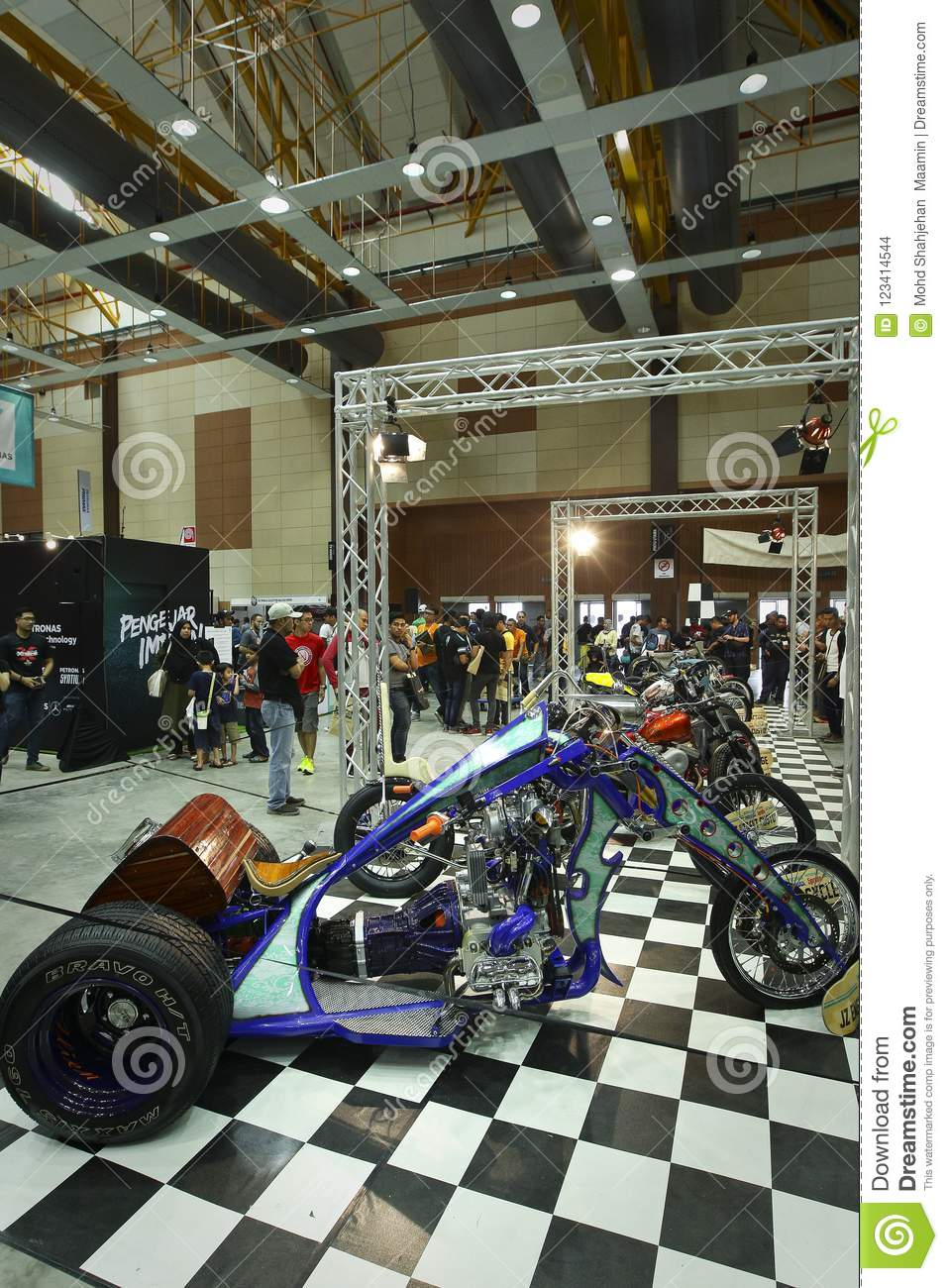 Festival Art Of Speed Malaysia 2018 an MAEPS