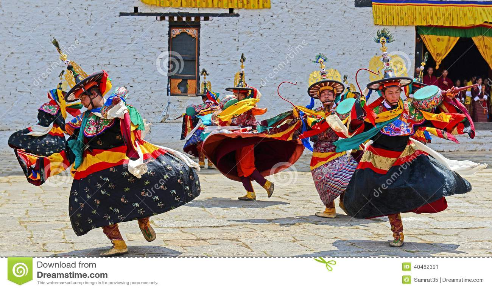 Festival de Bhután