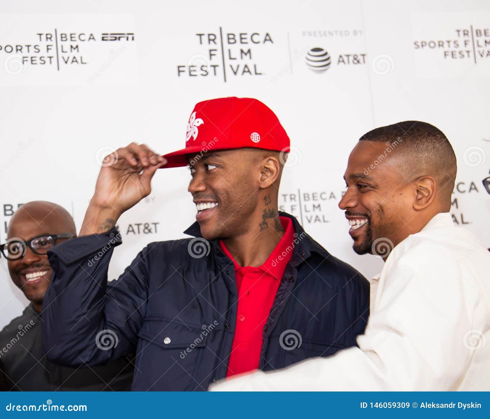 Festival de cine de Tribeca - alfombra roja antes de la premier del ?ni?o documental de Coney Island ?