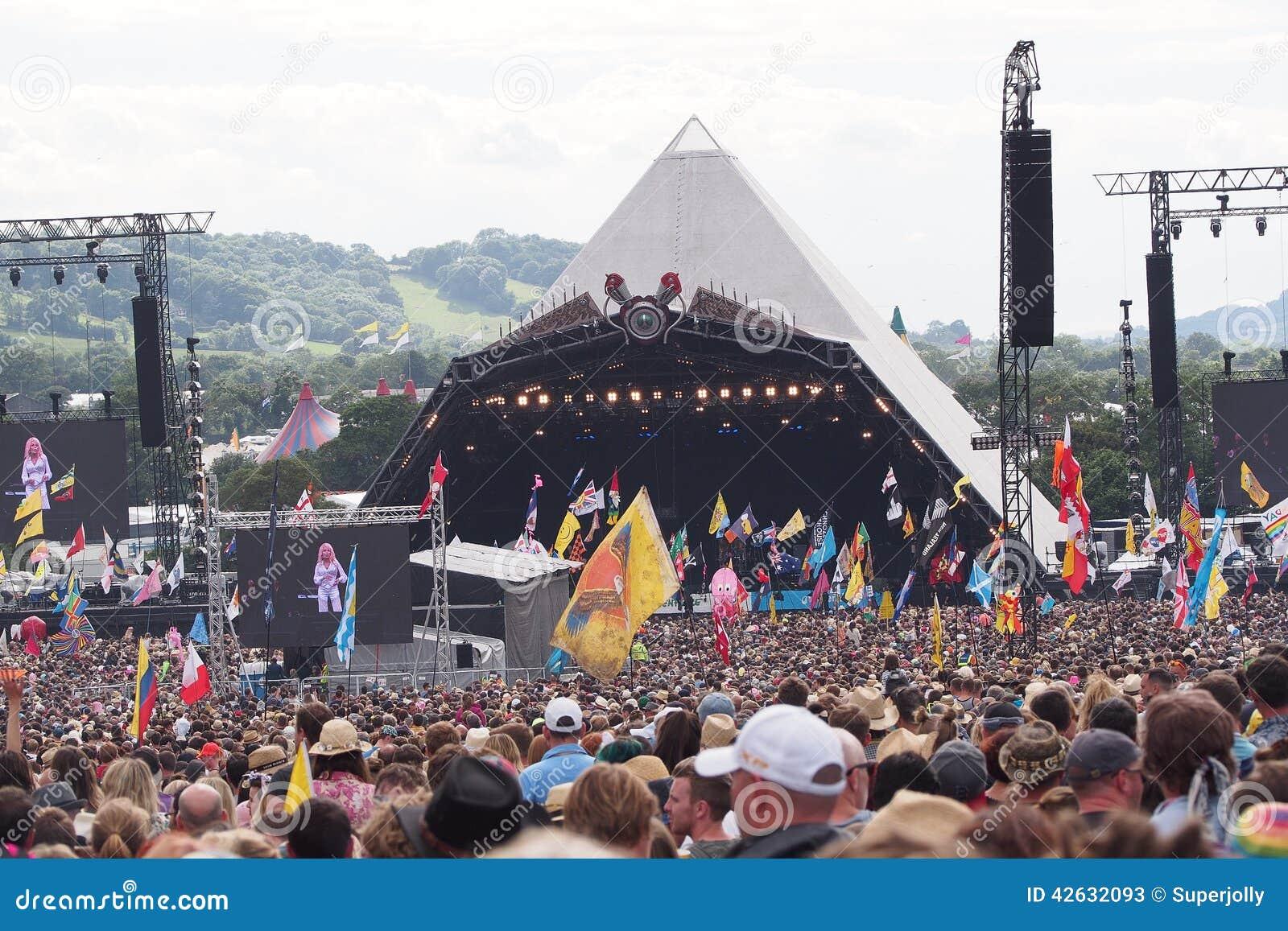 Festival de Glastonbury de los artes