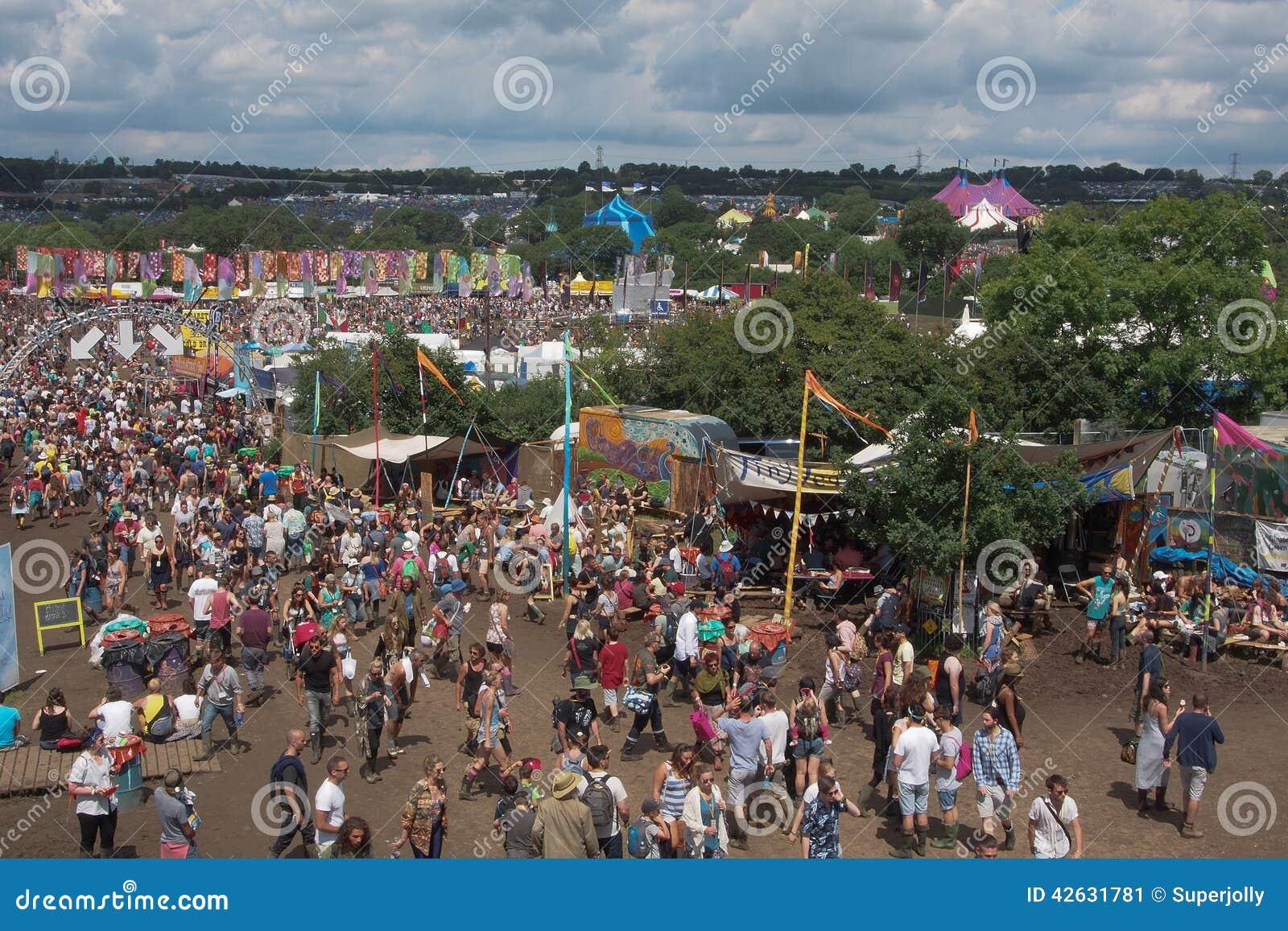 Festival de Glastonbury des arts