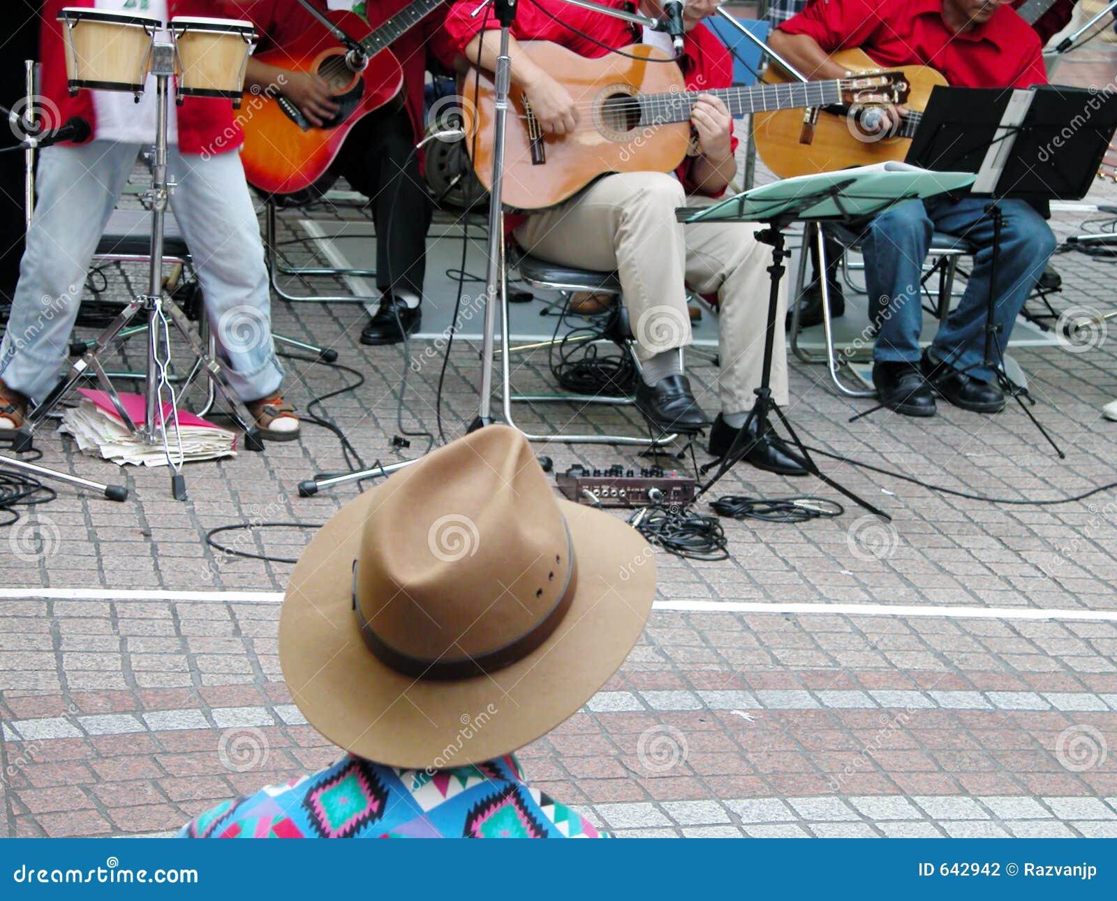 Festival de rue de jazz