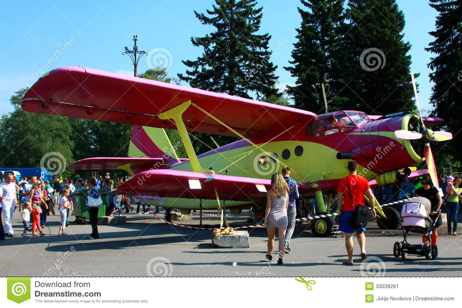 Festival 2013 di aviazione di Riga