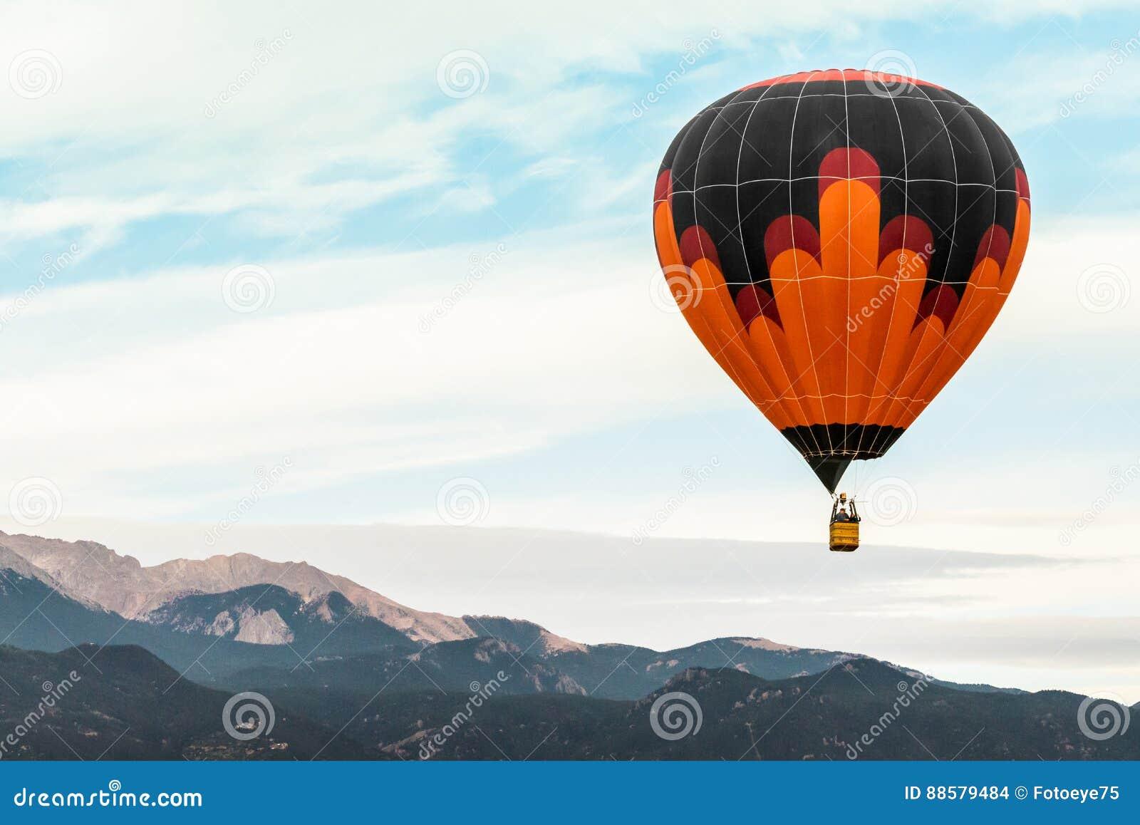 Festival do balão de ar quente