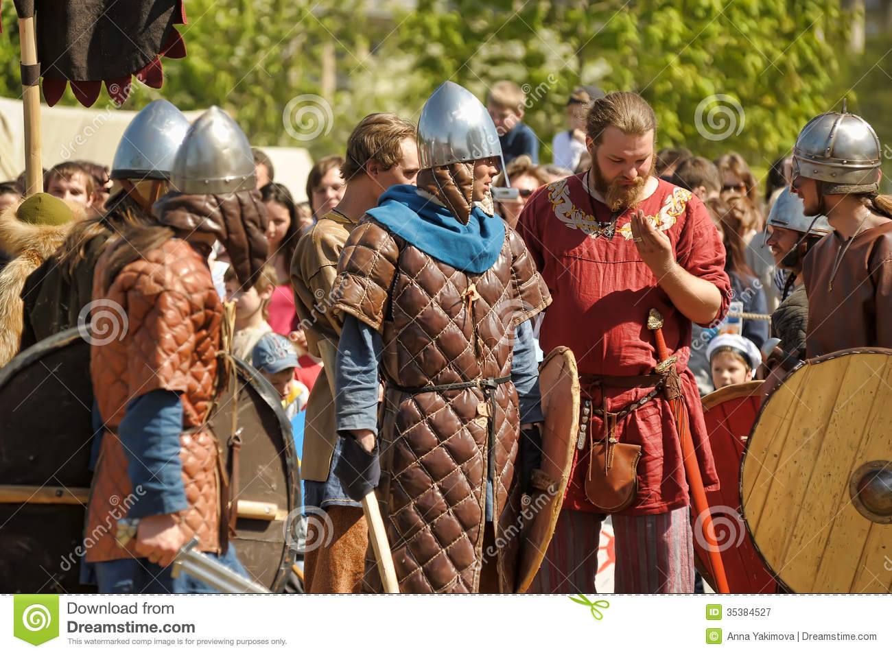 Festival early Middle Ages First Capital of Russia