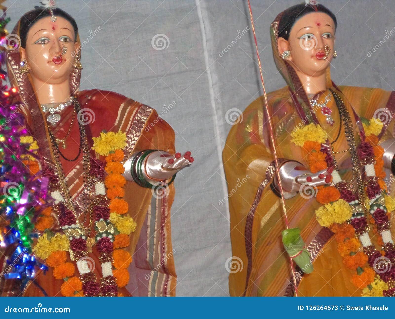 Festival indiano Mahalakshmi