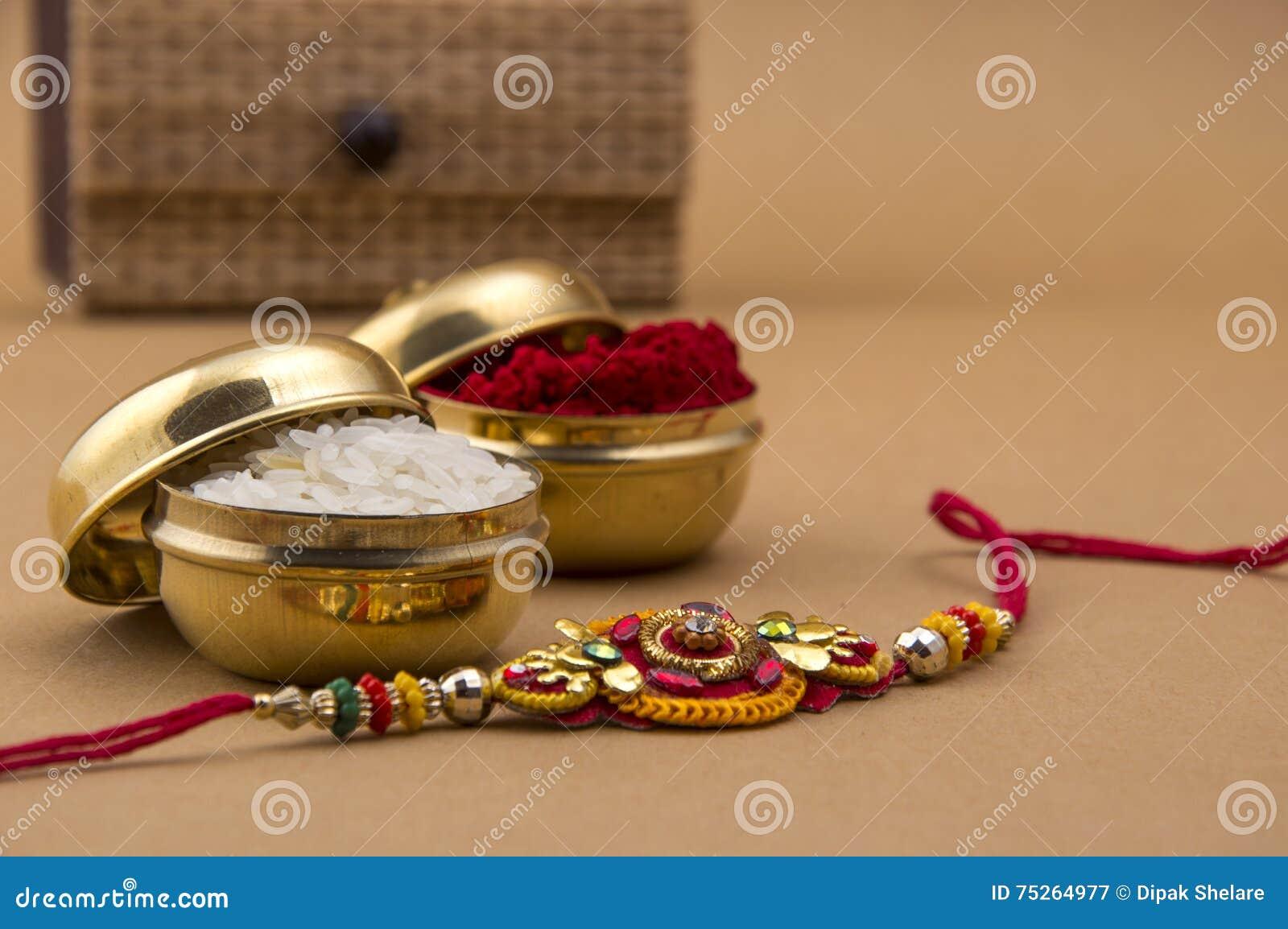 Festival indio: Raksha Bandhan, Rakhi