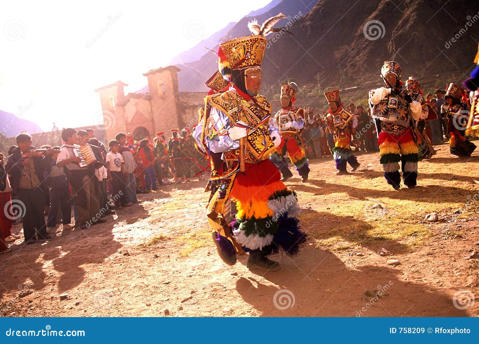 Festival peruano