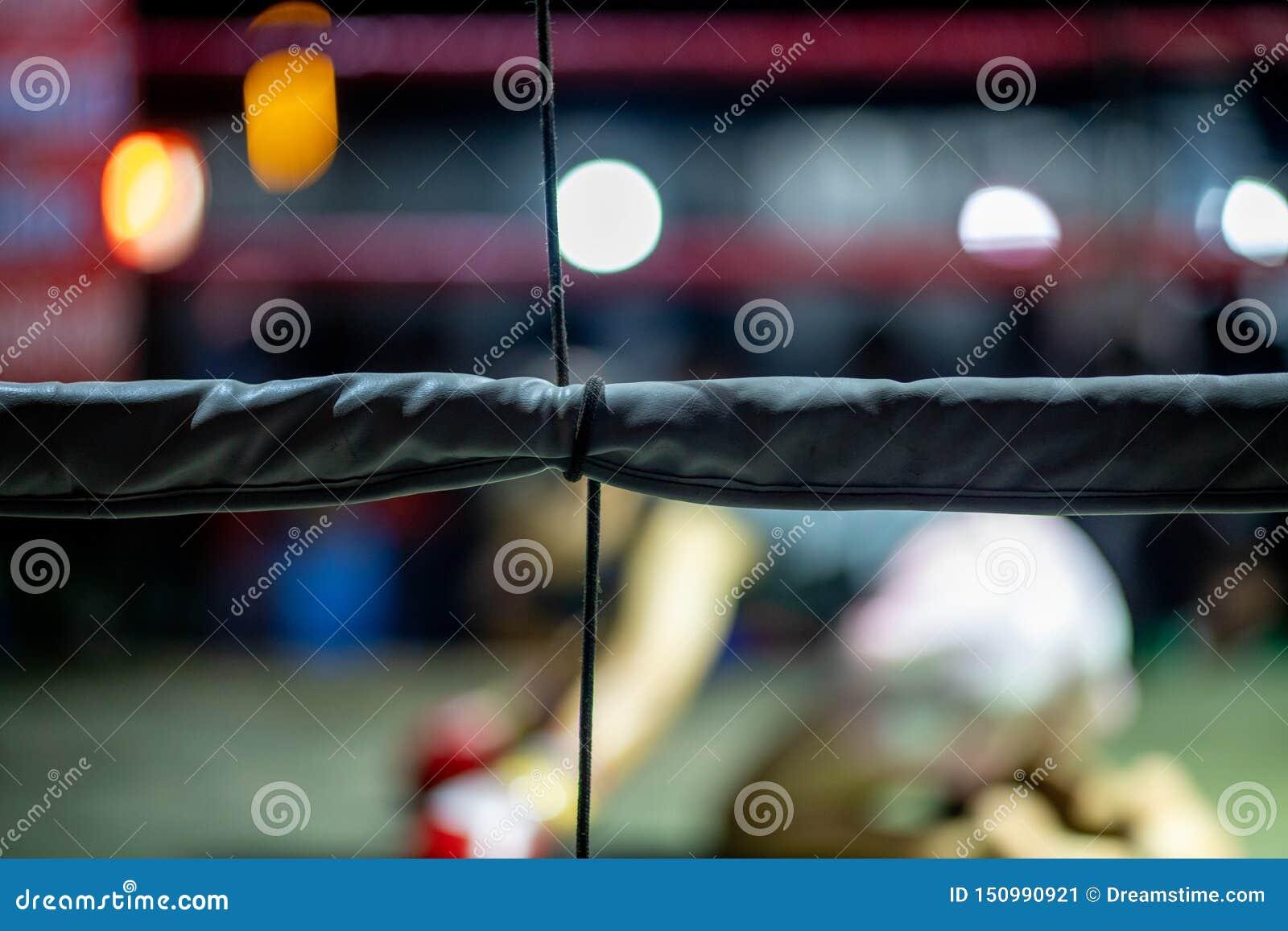 Festival thaïlandais de boxeurs en Thaïlande