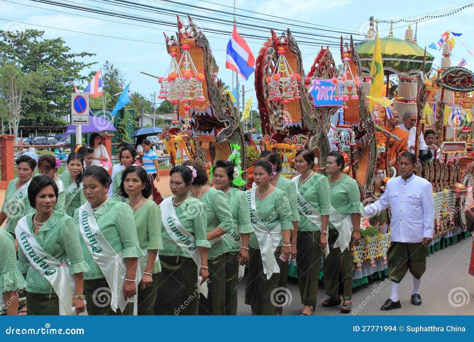 Festivals de Chak Phra