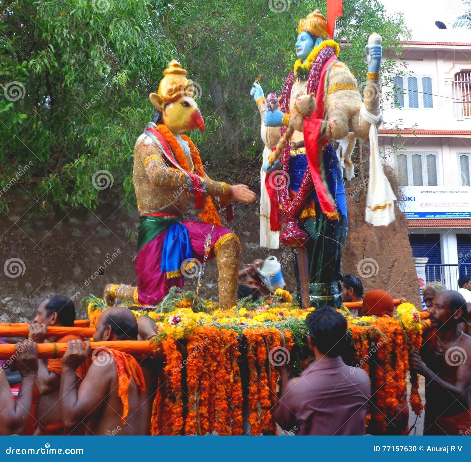 Festivals de temple du Kerala