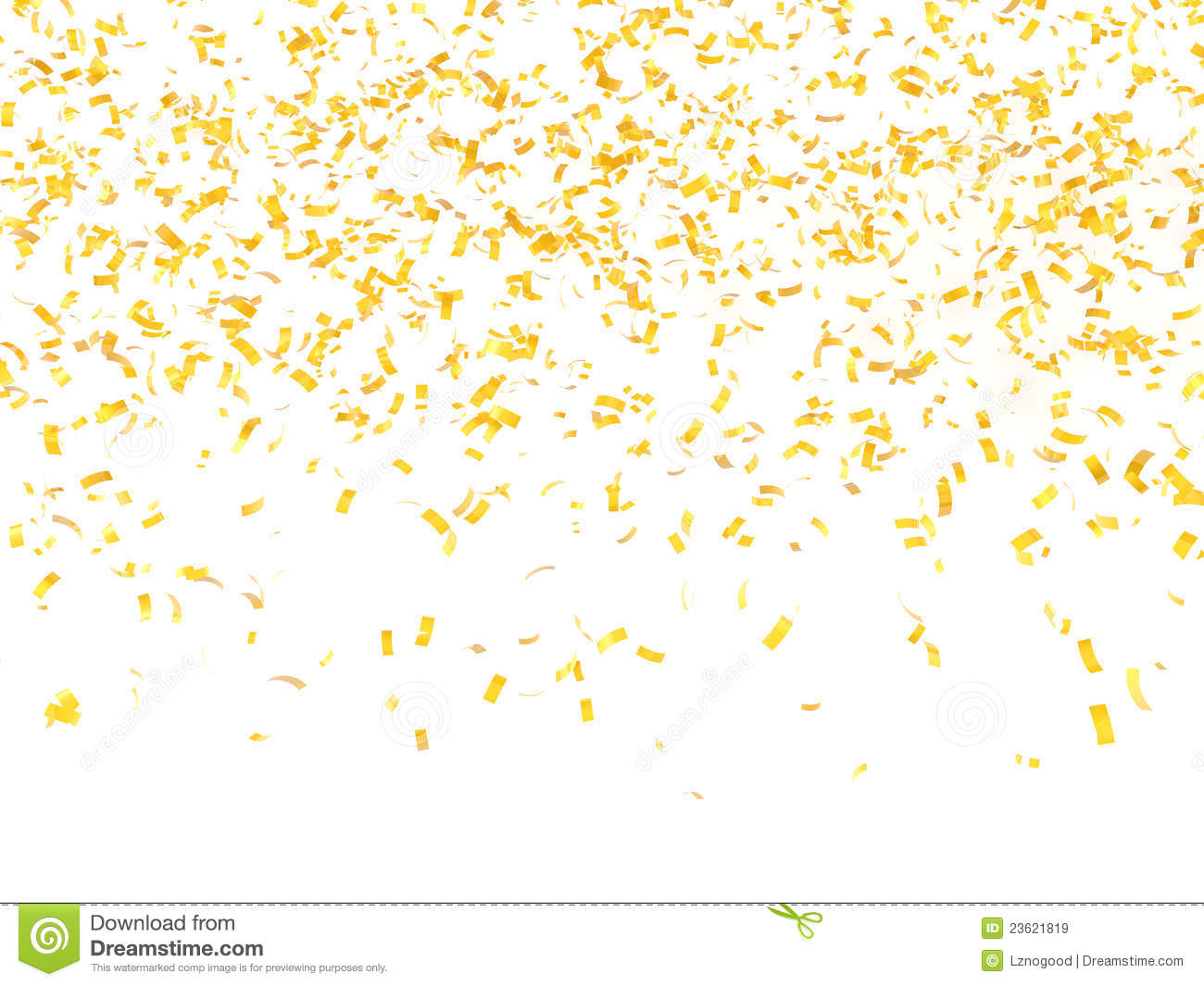 Festive Background Of Confetti Royalty Free Stock Images - Image ...