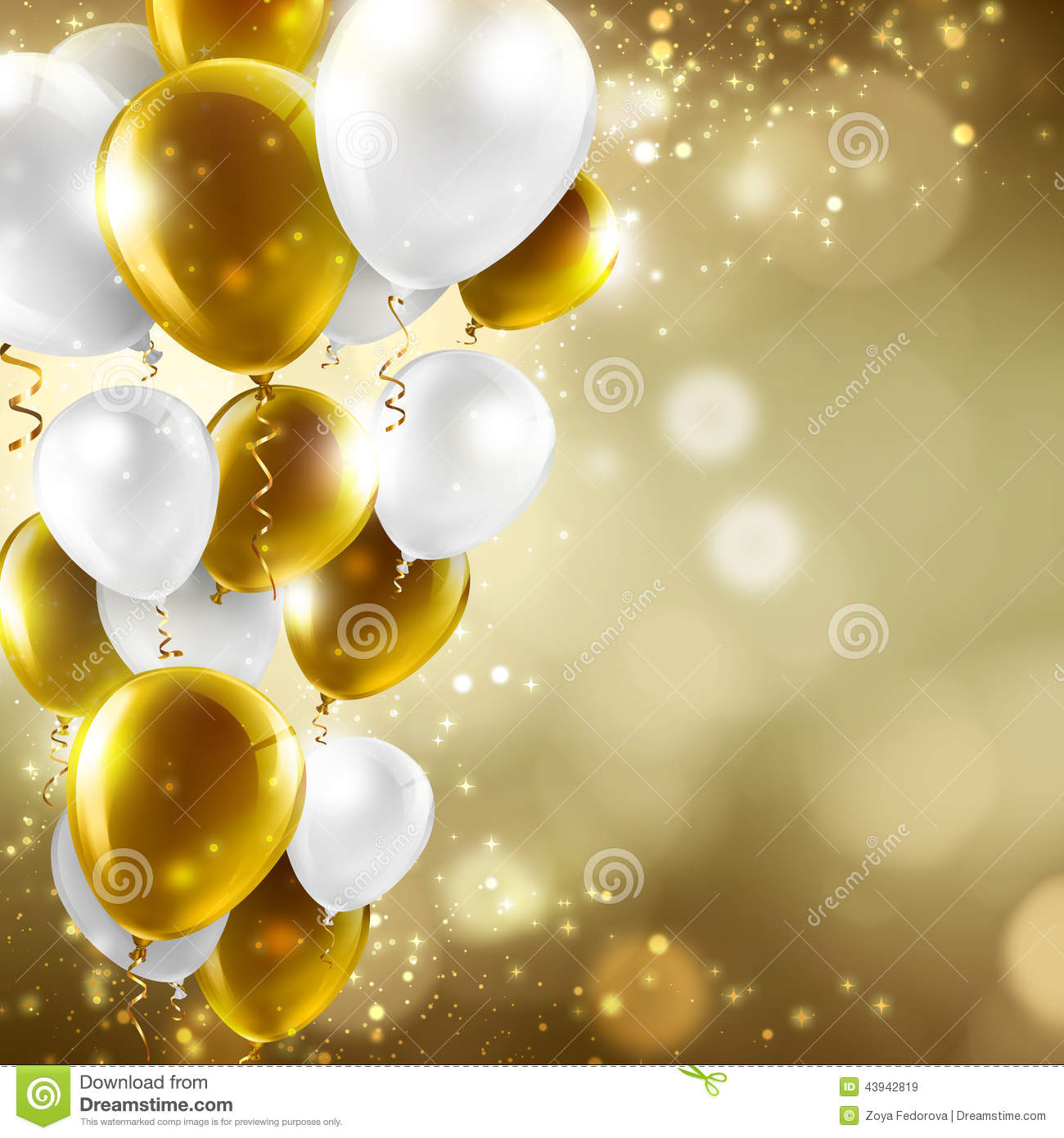 Festive Background Stock Illustration Image 43942819