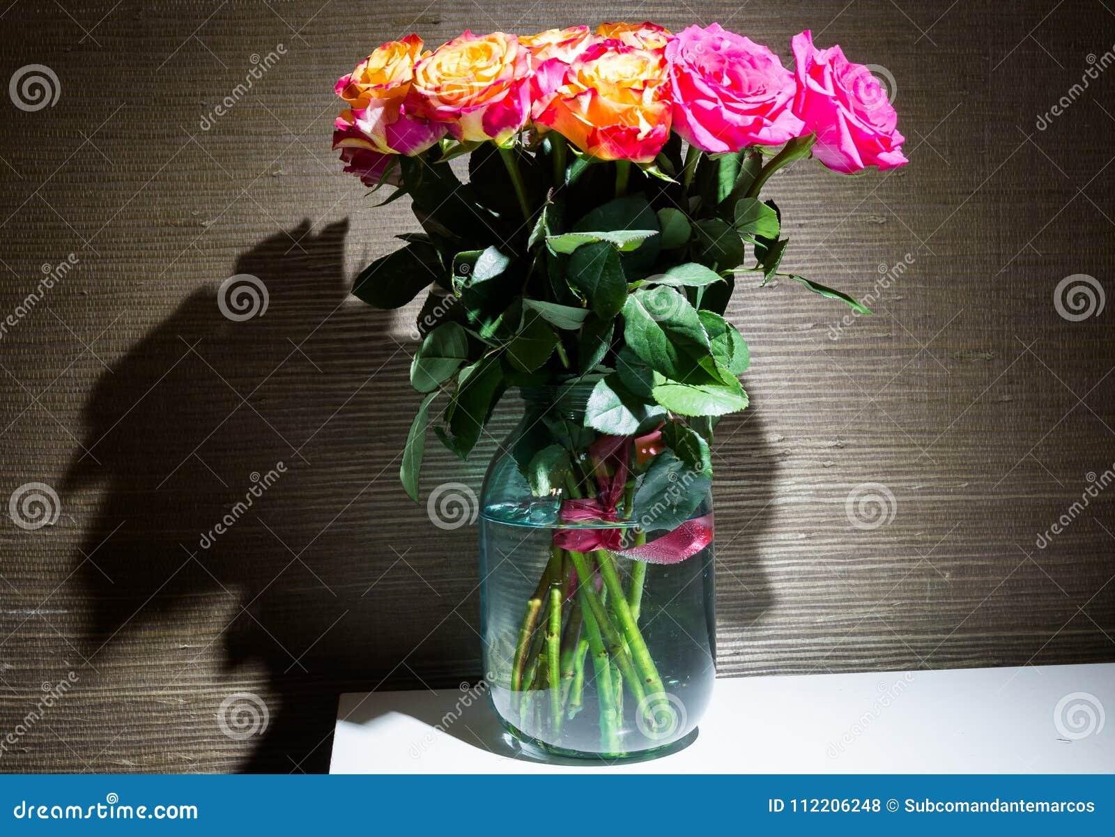 the glass roses symbols