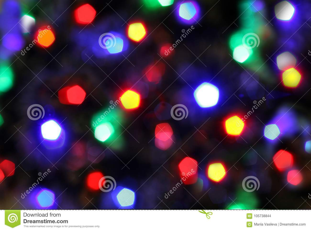 download festive christmas background with colored lightsblurredcolored stock photo image of