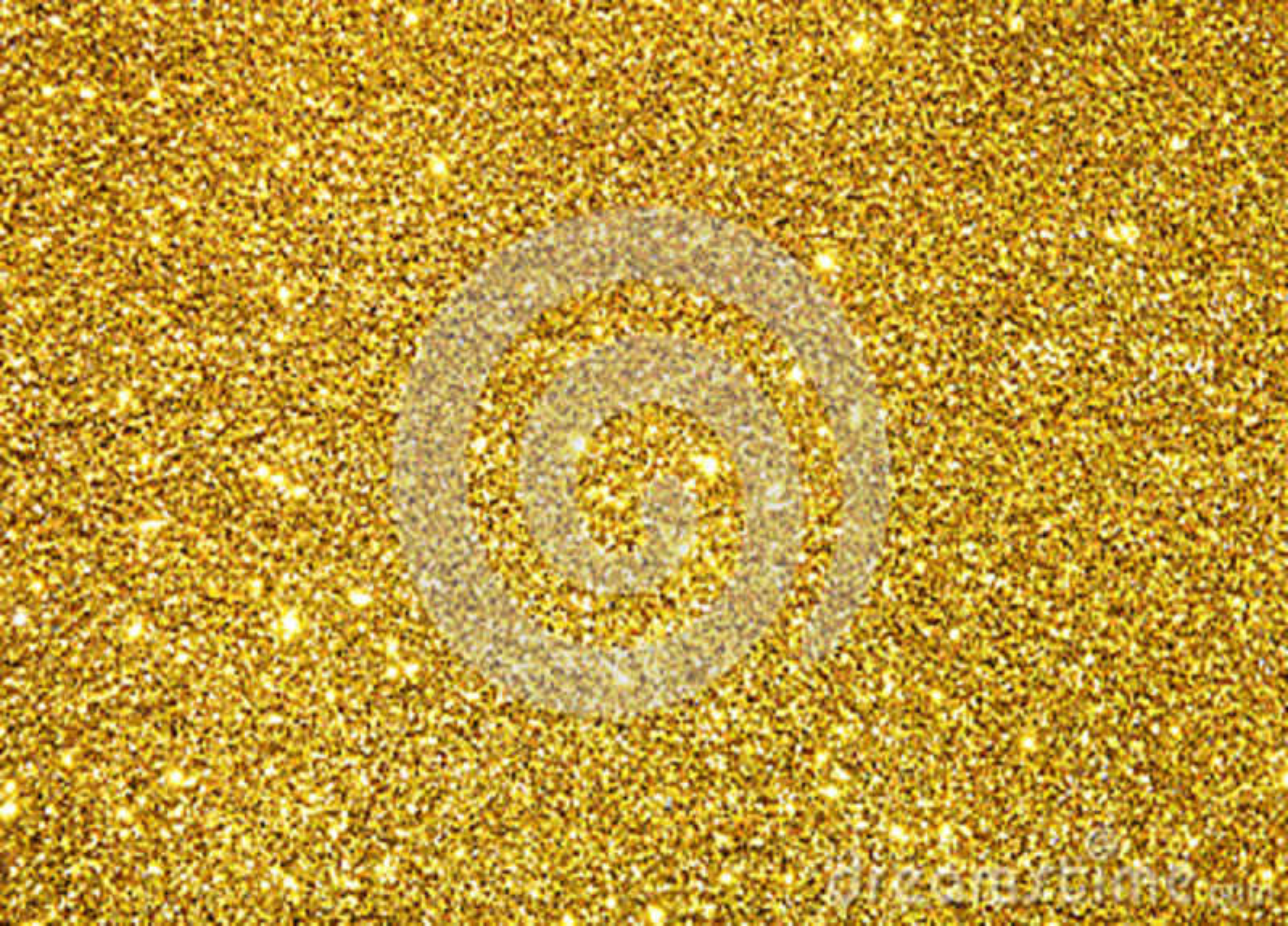 Festive gold sequins background