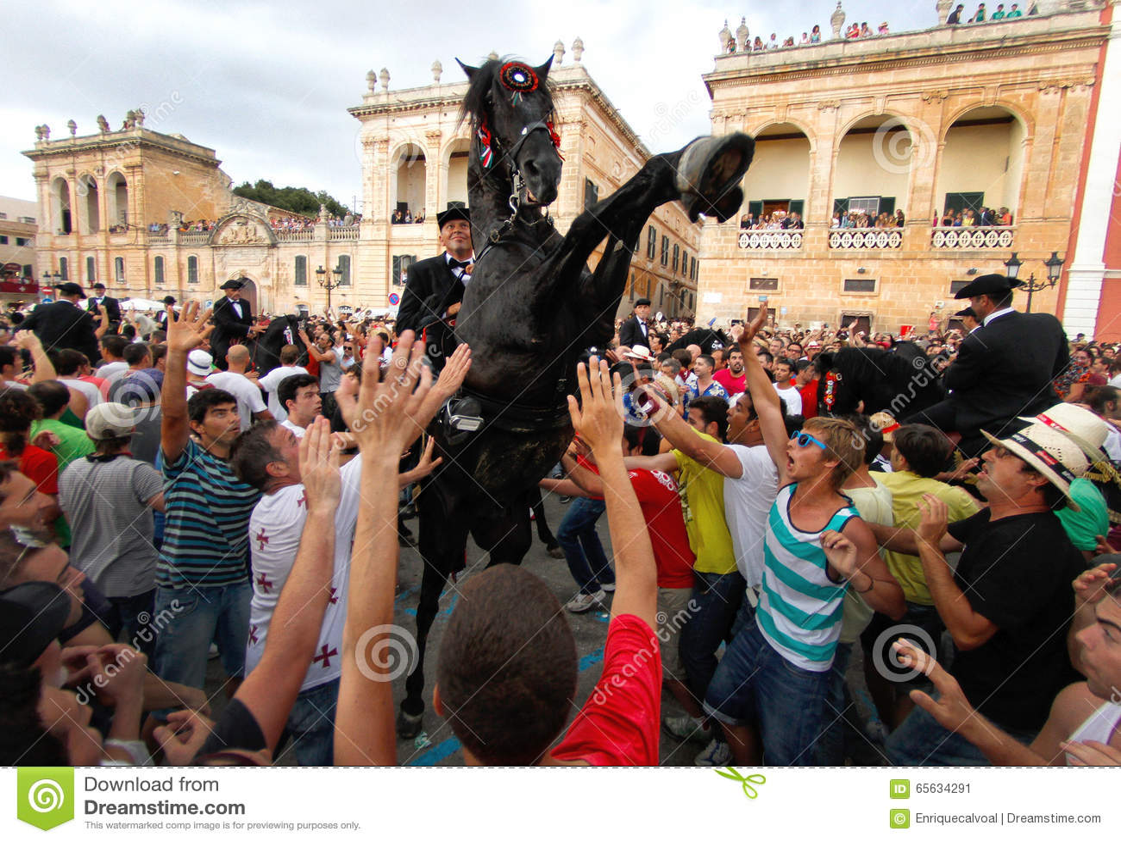 Festivité de cheval de St John