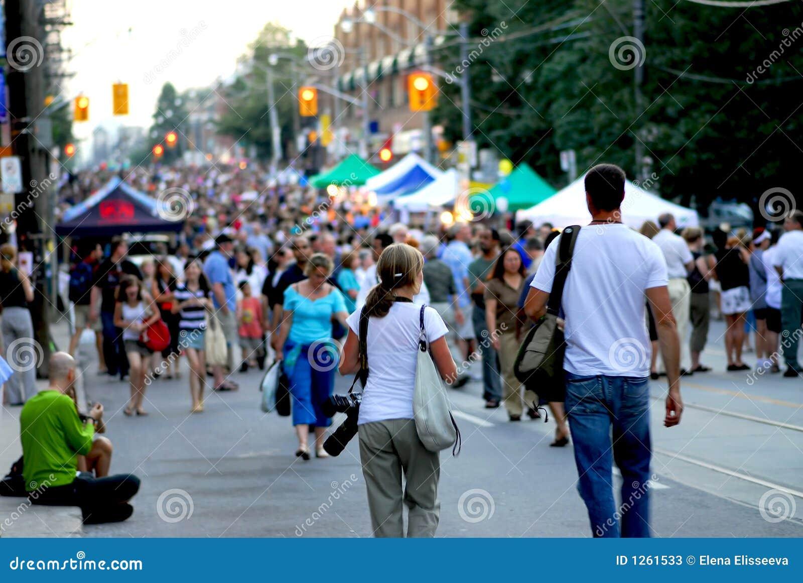 Festiwal street