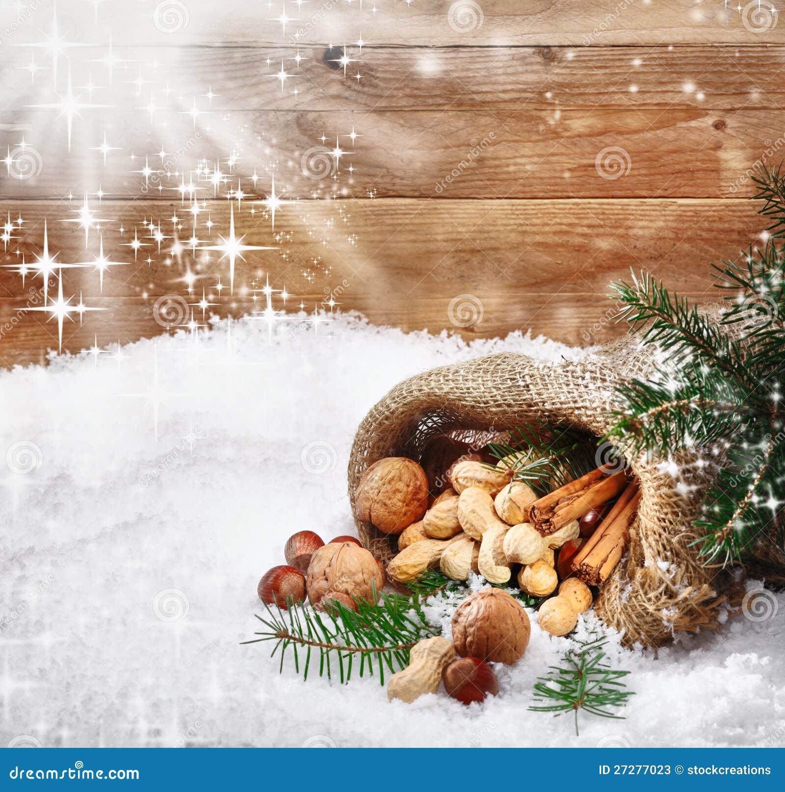 Festliga julmuttrar och kryddor